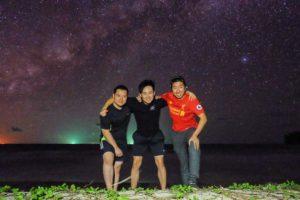 Ian Goh Kudat Milky Way