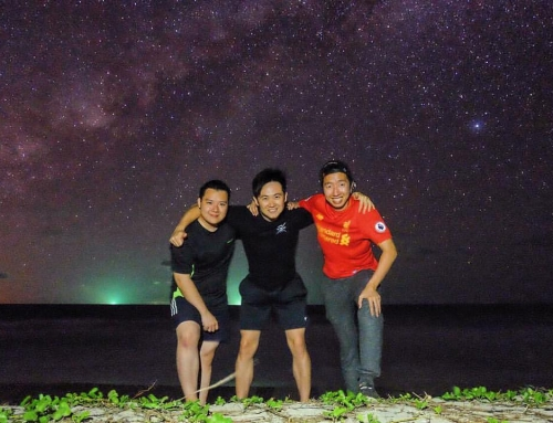 Kudat Milky Way