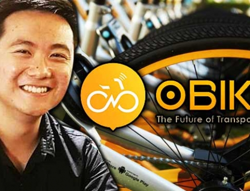 oBike bike-sharing app gaining traction