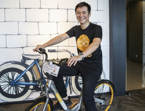 oBike plans to pedal on despite cases of vandalism
