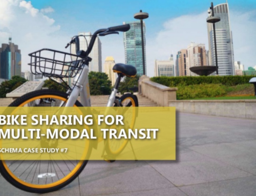 Bike Sharing for Multi-modal Transit