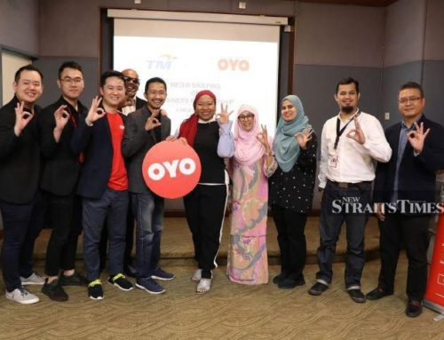 OYO Malaysia and TM form a commercial partnership